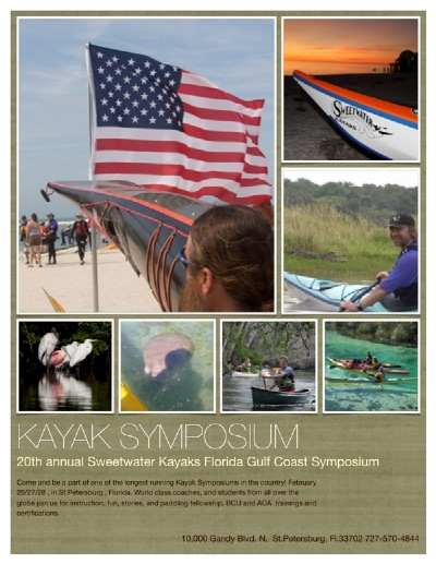 Sweetwater Kayaks Symposium
