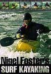 Nigel Foster's surf kayaking, book cover